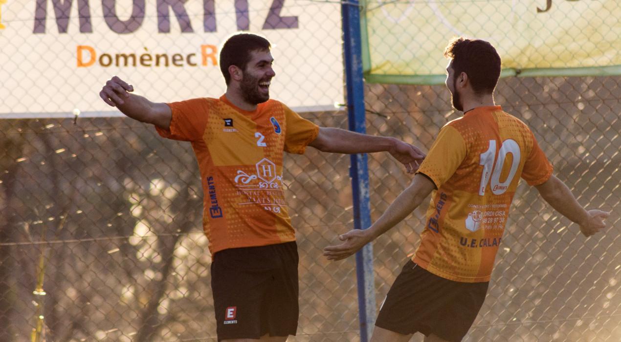 El Calaf aconsegueix mantenir el Gironella a sis punts (1-1)