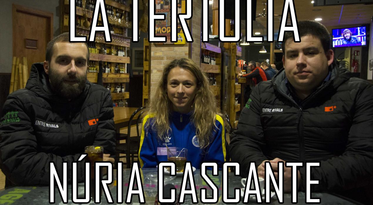 """Núria Cascante: """"Estic en el millor moment"""""""