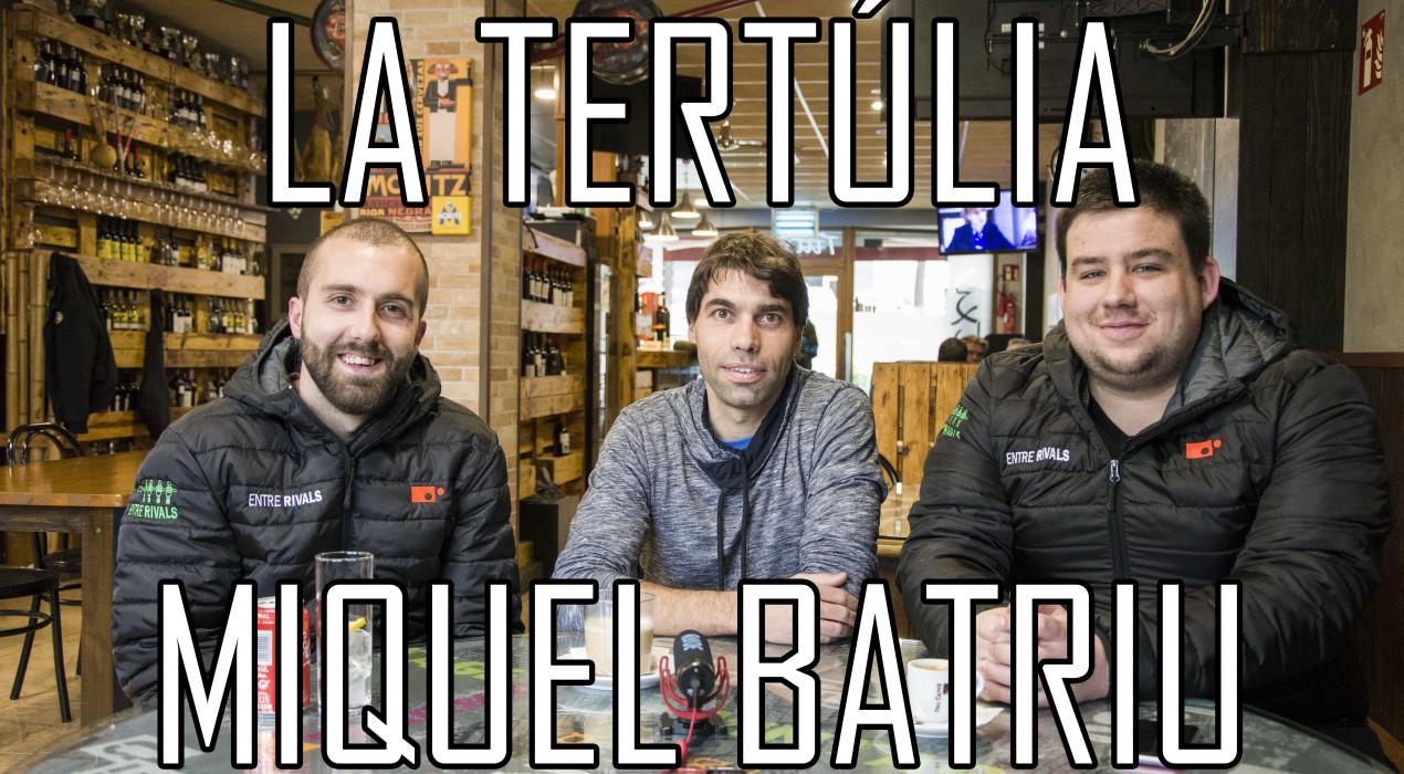 """Miquel Batriu: """"El CEB vol ser un paraigua que englobi a tothom"""""""
