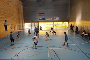 Sever inici de la segona fase pel Vòlei Berga (3-0)