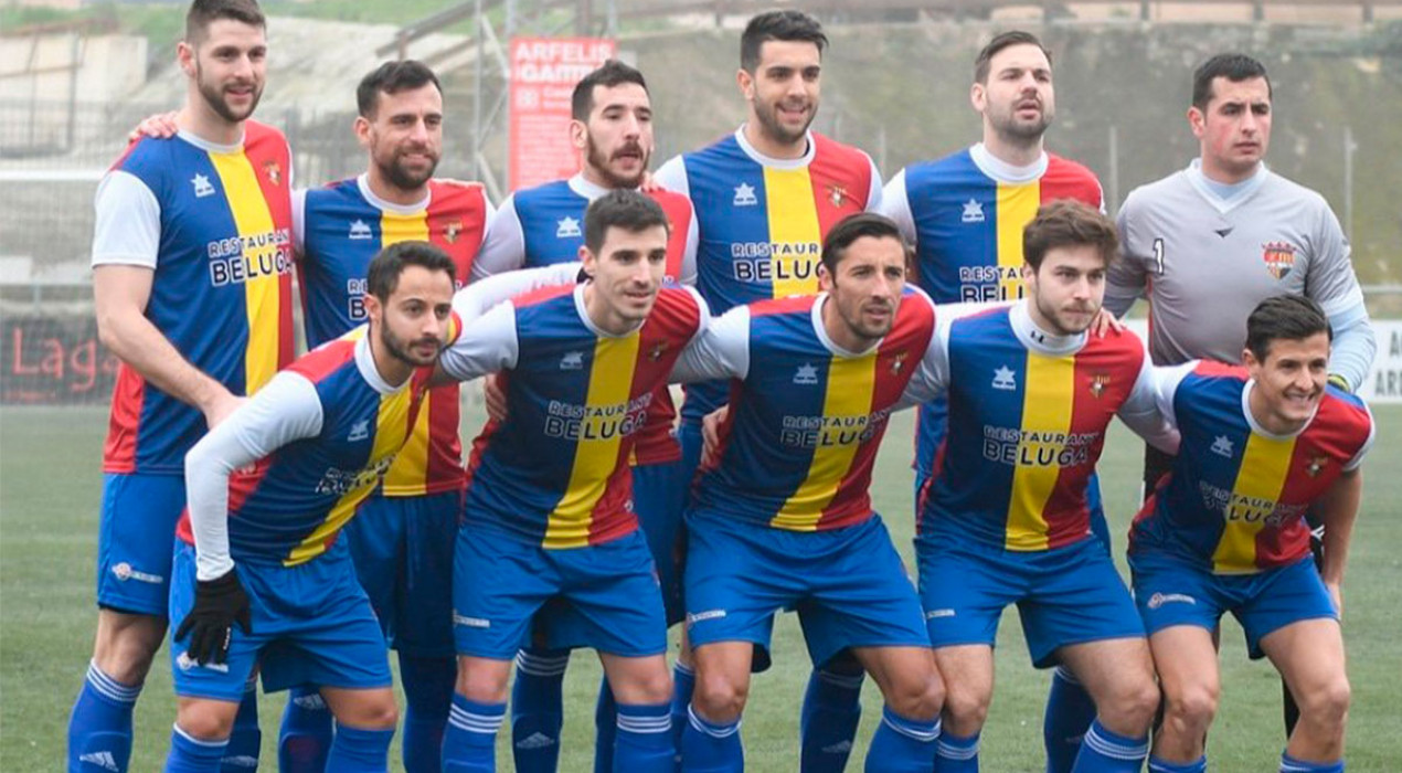 El gironellenc Oriol Dot s'incorpora a l'ambiciós Andorra de Gerard Piqué
