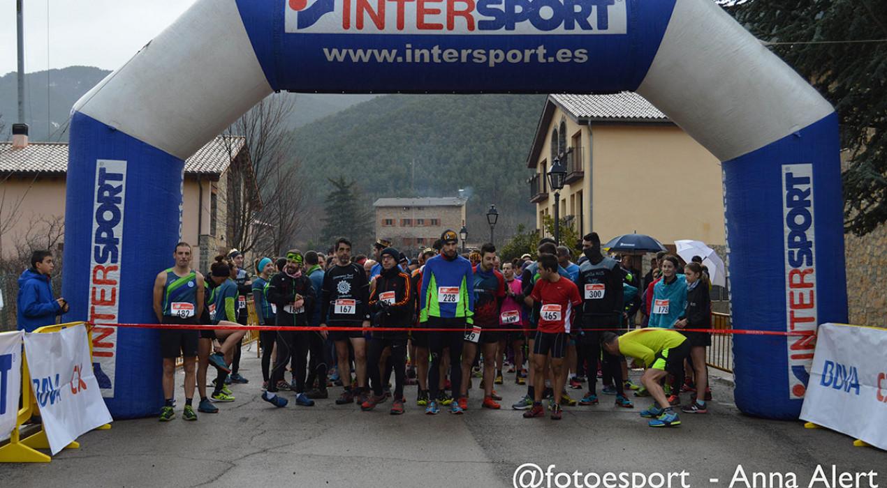 Arriba la primera prova atlètica de l'any al Berguedà: dissabte, Cursa de Reis a Sant Julià