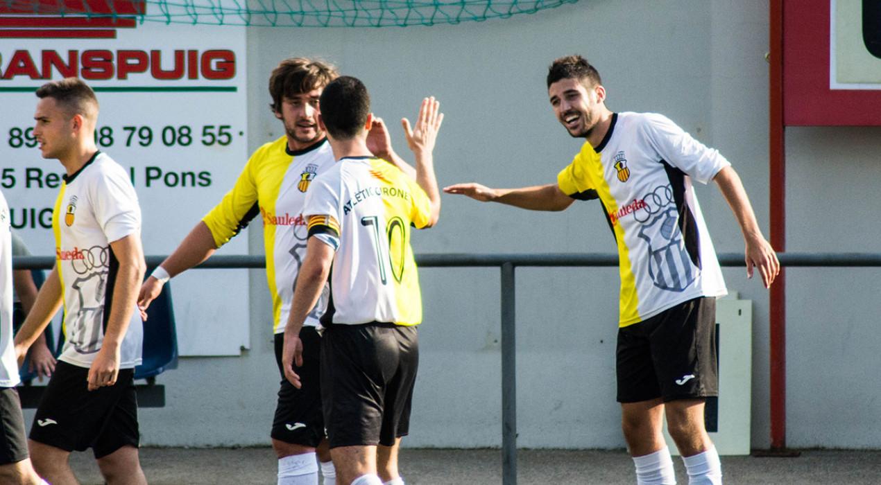 Ni la sorra pot amb el Gironella (0-4)