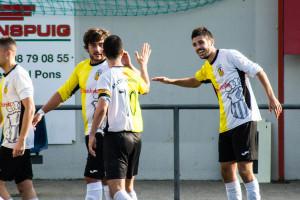 Tres punts d'or per al Gironella a Artés (1-2)