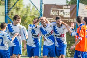 Plàcida victòria pel filial de l'Avià (3-0)