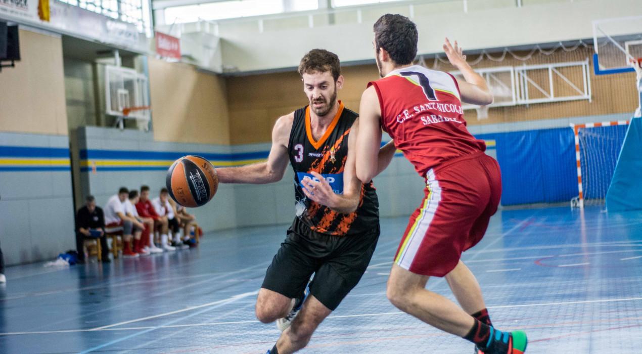 El Bàsquet Berga pateix per derrotar el cuer a casa (73-68)