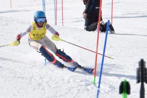 Aura Coronado domina en el Gran Premi UEC d'esquí alpí