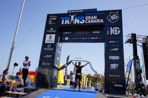 Ivan Camps s'endú la prova dels 65km de la Transgrancanaria
