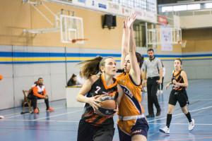 El Bàsquet Berga femení desaprofita una bona oportunitat (44-30)