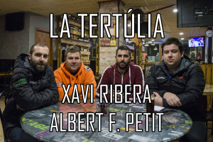 """Xavi Ribera i Albert F. Petit: """"Hem creat una petita comarca on tothom s'hi sent a gust"""""""