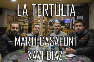 """Martí Casafont i Xavi Díaz: """"Cap de les quatre expulsions ho era"""""""