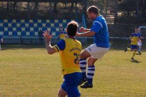 L'Olvan recupera sensacions i guanya el derbi a Sant Jordi (2-4)