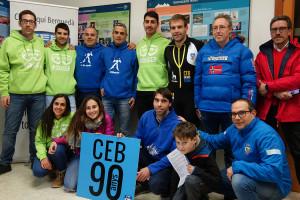 Clàudia Sabata es converteix en la primera presidenta de la història del Club Esquí Berguedà