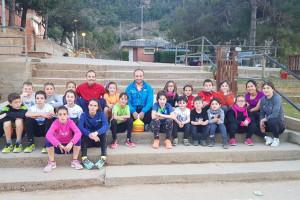 40 petits atletes representaran el Berguedà al campionat nacional de cros escolar, a Reus