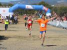 El berguedà Biel Vázquez revalida el títol de campió de Catalunya de cros escolar; Aina Civil, subcampiona