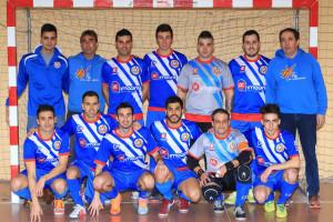 El FS Casserres certifica la permanència a Divisió d'Honor una temporada més (5-4)