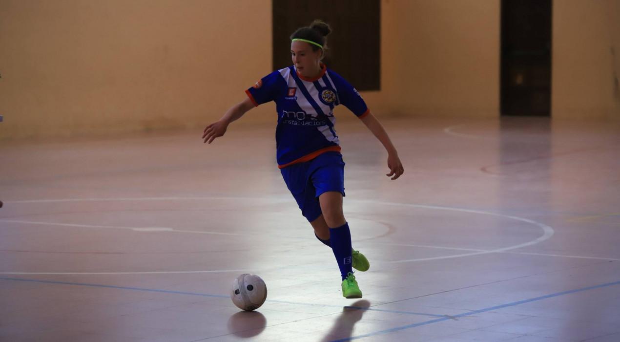 La ratxa del filial femení del Casserres continua: 9 partits sense perdre (3-3)