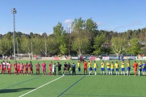 El Berga perd i la lliga s'estreny (3-1)