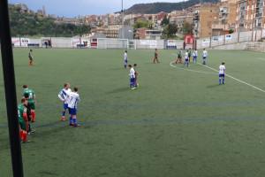 L'Avià s'emporta un ensopit derbi contra el Puig-reig (1-2)