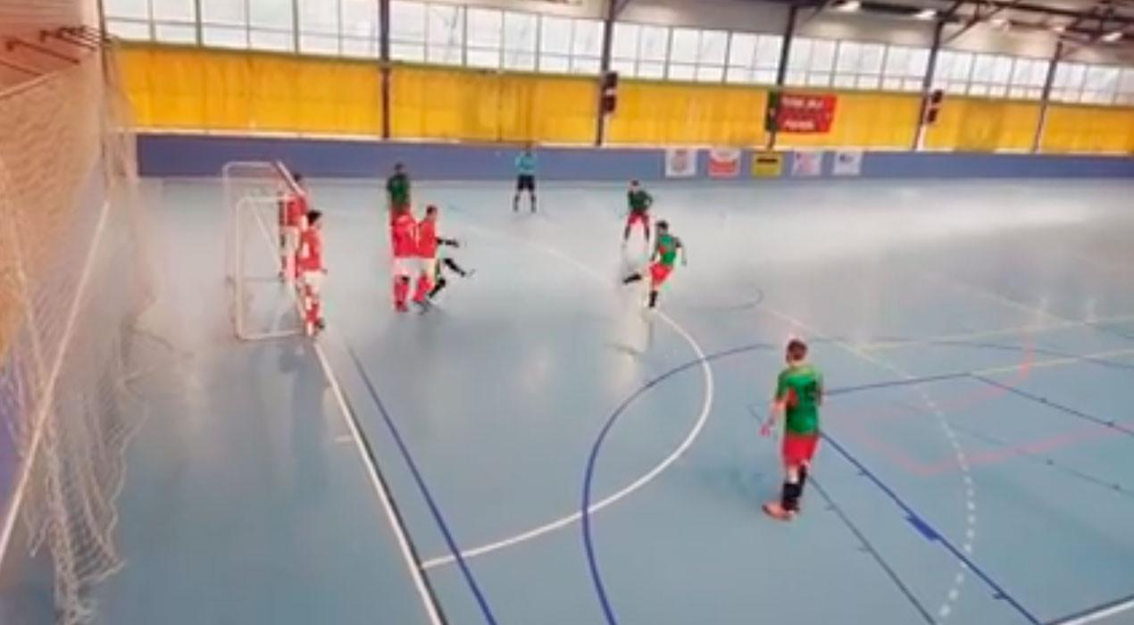 El Puig-reig trenca la mala ratxa guanyant al Vacarisses (3-0)