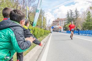 Les imatges oficials de la cursa dels 5 i 10km urbans de Berga