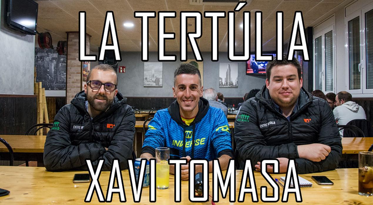 """Xavi Tomasa: """"El repte més gran d'aquest 2019 és tornar a ser campió de Catalunya de marató"""""""