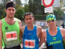El berguedà Xavi Tomasa, subcampió de la Mitja Marató de Sabiñánigo, a l'Aragó