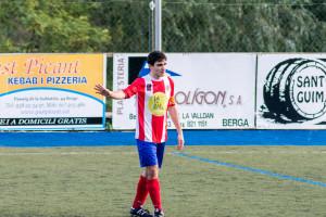 Un gol de Sensada en temps afegit permet al Berga B guanyar a Sant Jordi (0-1)
