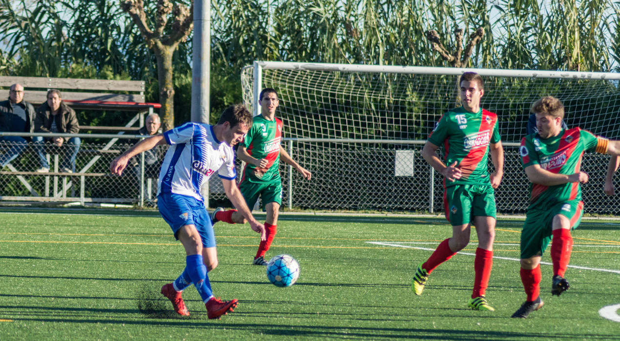 L'Avià derrota el Matadepera B a la represa (2-1)