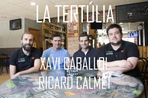 """Xavi Caballol i Ricard Calmet: """"He gaudit molt més d'aquesta Titan Desert"""""""