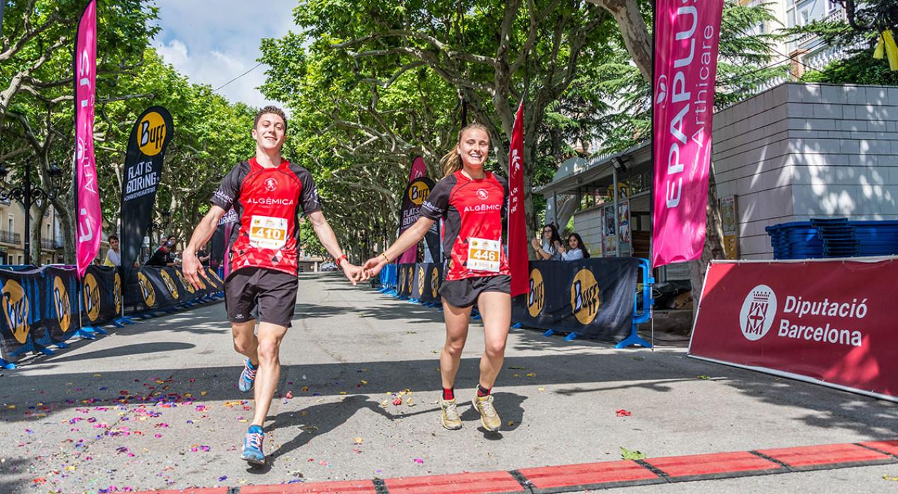 La Berga Trail renova imatge, passa a dissabte i estrena la modalitat de marató per equips