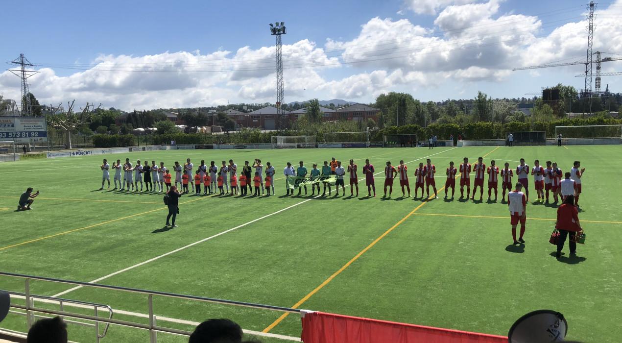 Un gol al 93 allunya al Berga de l'ascens (1-0)