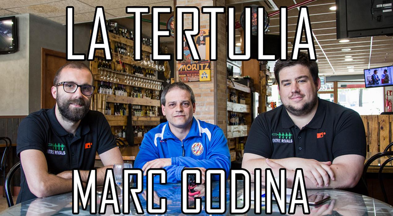 """Marc Codina: """"L'ambient i la unió ha portat el FS Casserres on és ara"""""""