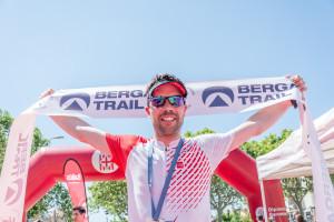 Ivan Camps brilla a la Berga Trail i completa el 'hat-trick' de victòries en curses de casa: Catllaràs, BRB i Berga Trail