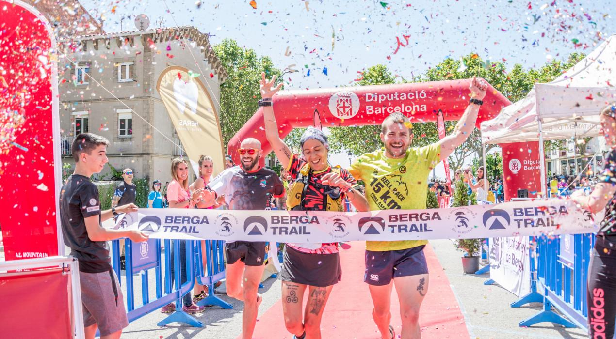 """La Berga Trail i la Contracorrent s'uneixen per """"un cap de setmana de referència en el món de l'esport català"""""""