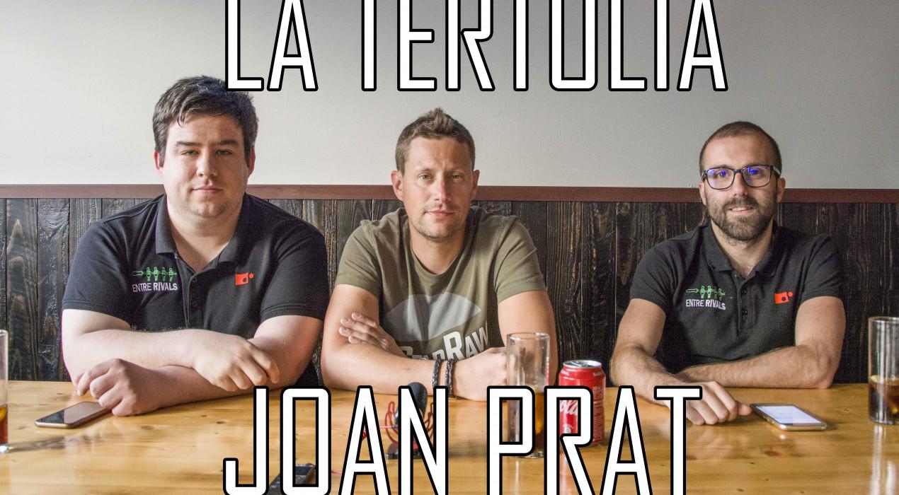 """Joan Prat: """"Els jugadors han fet un pas endavant"""""""