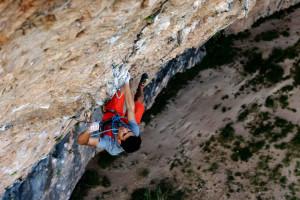 El berguedà Àlex Hernández trenca el seu sostre escalant un 9a