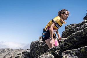"""Clàudia Sabata obté la tercera posició a l""""Skyrace' Comapedrosa"""