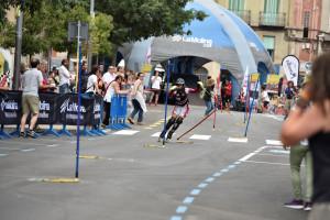 La berguedana Aura Coronado revalida el títol de campiona d'Espanya de GS Alpí en Línia