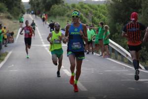 Xavi Tomasa guanya la 42a Cursa Atlètica de l'Espluga de Francolí