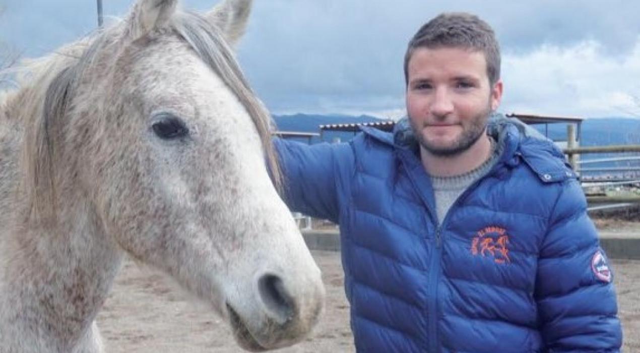 Nil Seall revalida el títol de campió d'Europa de Horseball