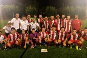 El CE Berga es proclama campió de la Copa Cor de Catalunya