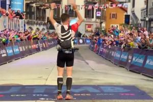 El berguedà Ivan Camps confirma el seu gran moment de forma amb un quart lloc als 101km del Montblanc