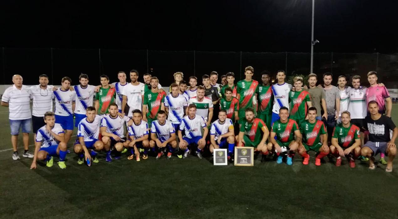 El CE Puig-reig s'endú la primera copa DesmarKUP en derrotar la UE Avià