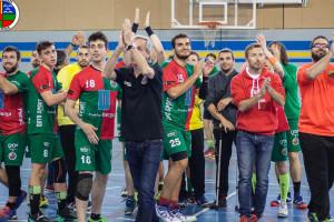 El primer equip de l'Handbol Berga assoleix l'ascens a Segona Catalana