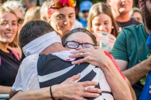 El patiment d'una mare, l'Ultra Pirineu que no es veu