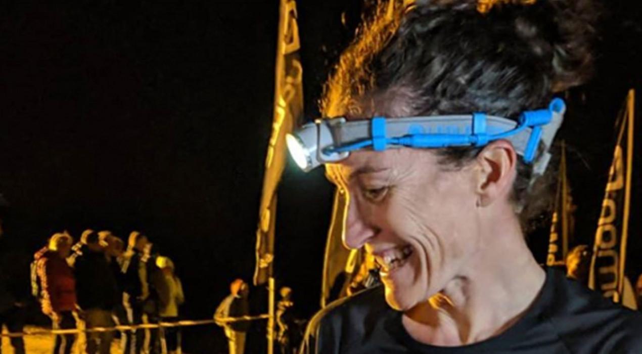 Alba Xandri, la primera gran alegria pel Berguedà a l'Ultra Pirineu 2019