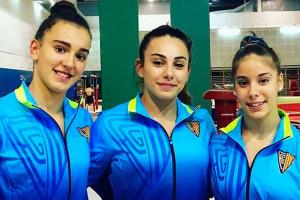 Carla Font i Lorena Medina, convocades amb Catalunya per revalidar títol al Rose Bowl d'Anglaterra
