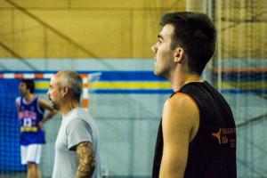 El berguedà David Yuste jugarà el partit de les estrelles del bàsquet català