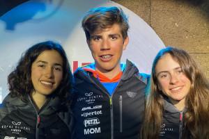 Tres dels quatre convocats d'Espanya per als Jocs Olímpics de la Joventut són del Berguedà